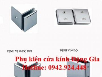 Kẹp định vị kính inox SUS304 sản xuất phân phối toàn quốc