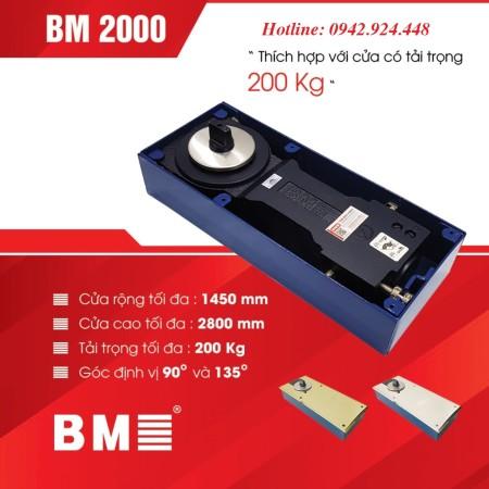 Bản lề sàn BM 2000