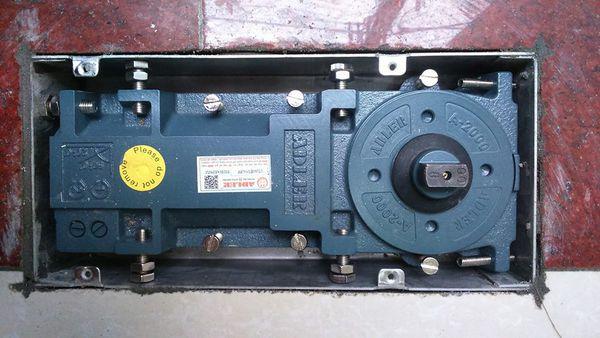 Đặng Gia đại lý phân phối bản lề sàn Adler A2000 chính hãng giá tốt 1